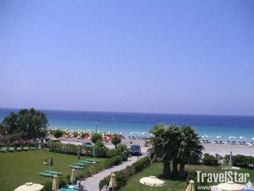 Родос beach 3