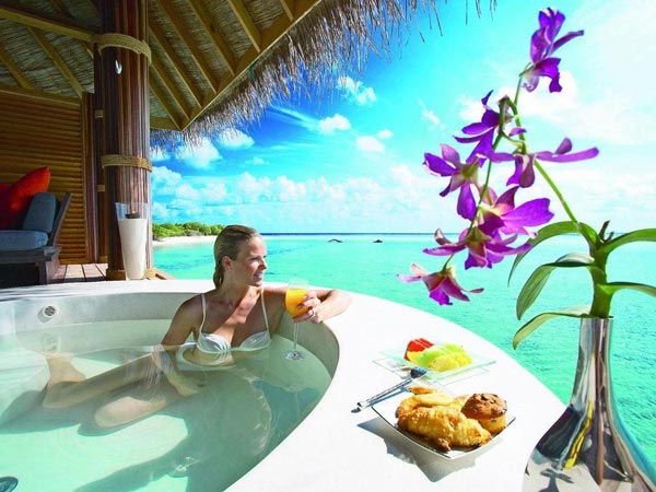 "Отель ""The Island Hideaway at Dhonakulhi Maldives"" (Мальдивы, Мальдивы)"