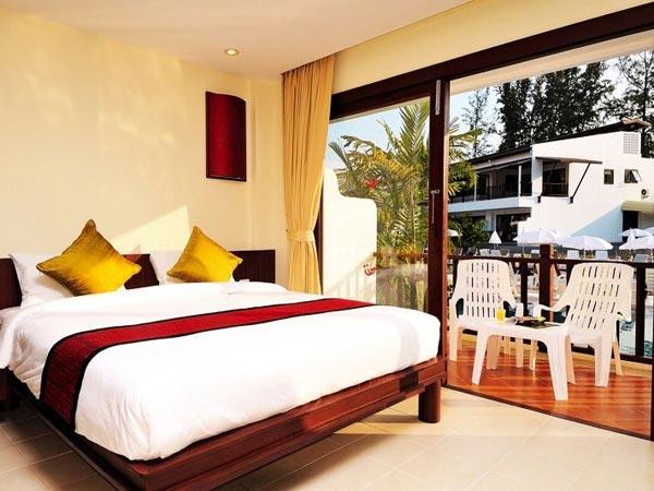 DALAR RESORT BANGTAO BEACH 4*, Таиланд - фото и отзывы об отеле | 450x600