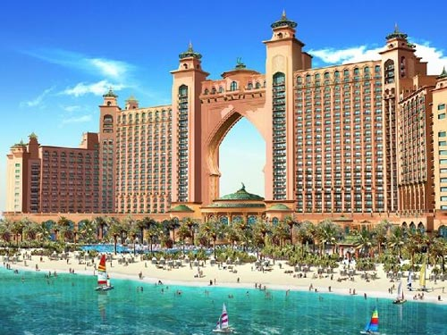 "Отель ""Atlantis the Palm"" (Дубаи, ОАЭ)"